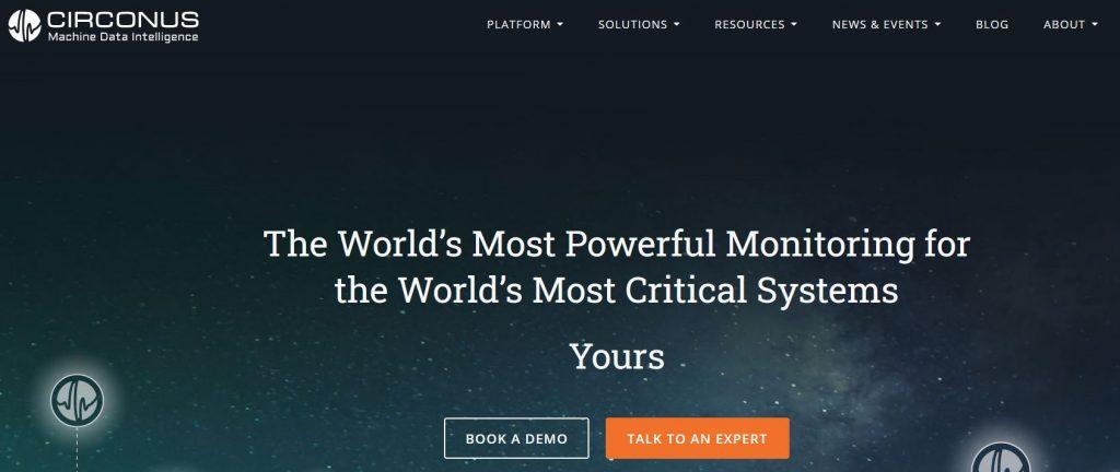 Circonus, big data monitoring